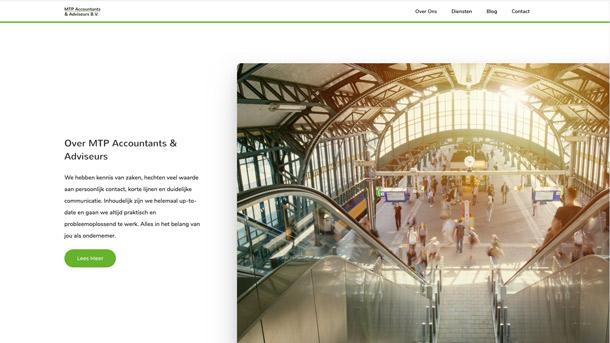 digibastards - webdevelopment - portfolio - MTP adviseurs